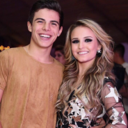 Larissa Manoela e Thomaz Costa trocam alianças de compromisso e assumem namoro!
