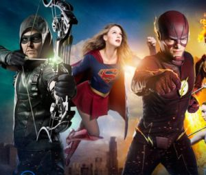 "Com ""The Flash"", ""Arrow"", ""Legends of Tomorrow"" e ""Supergirl"", encontro entre as séries pode acontecer novamente!"