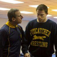 """Trailer de """"Foxcatcher"""" mostra Channing Tatum e Steve Carell como você nunca viu"""