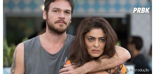 """Bibi (Juliana Paes)ajudou Rubinho (Emílio Dantas) a fugir da cadeia em """"A Força Do Querer"""""""