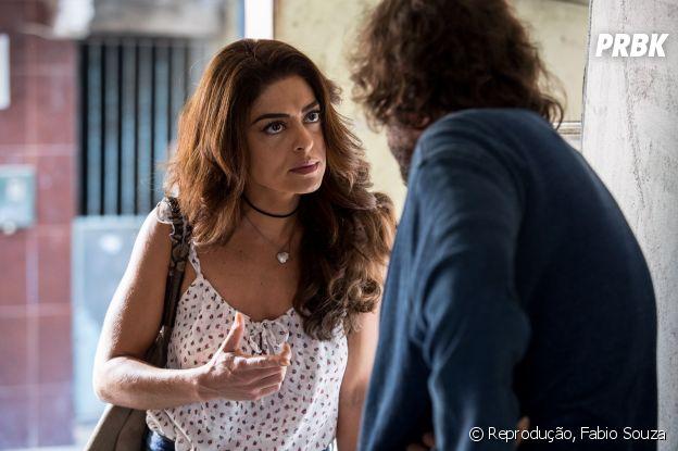 """Bibi (Juliana Paes)negocia com traficante em """"A Força Do Querer"""""""