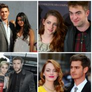 """De """"Crepúsculo"""" a """"O Espetacular Homem-Aranha"""": os casais que saíram dos filmes para a vida real"""
