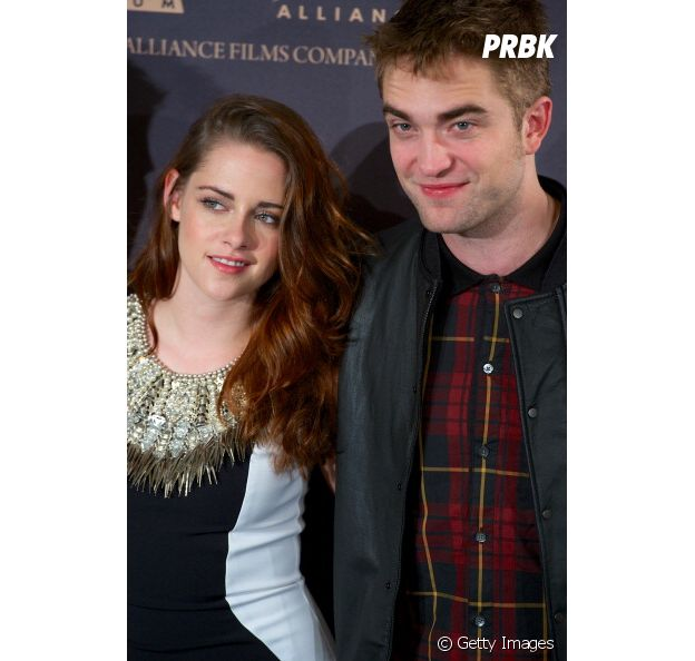 """De """"Crepúsculo"""", Kristen Stewart e Robert Pattinson ficaram um ano juntos mas romperam por causa de traição"""