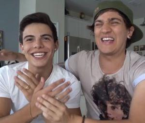 Christian Figueiredo e Thomaz Costa fazem vídeo polêmico juntos!