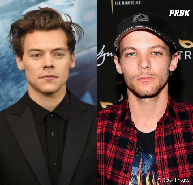 Louis Tomlinson desabafa sobre Larry, seu shipper com Harry Styles