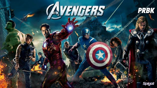 """Em """"Os Vingadores"""", os heróis se reúnem para combater Loki (Tom Hiddleston)"""