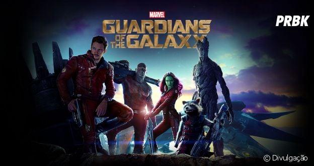 """""""Guardiões da Galáxia"""" foi um dos grandes sucessos do cinema em 2014"""