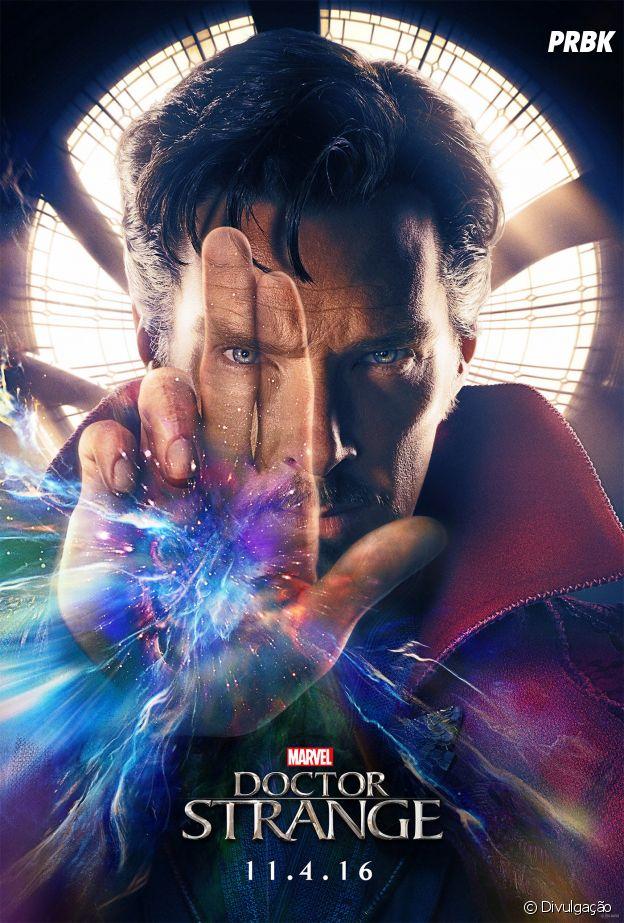 """""""Doutor Estranho"""" conta a história de um dos heróis mais poderosos da Marvel"""