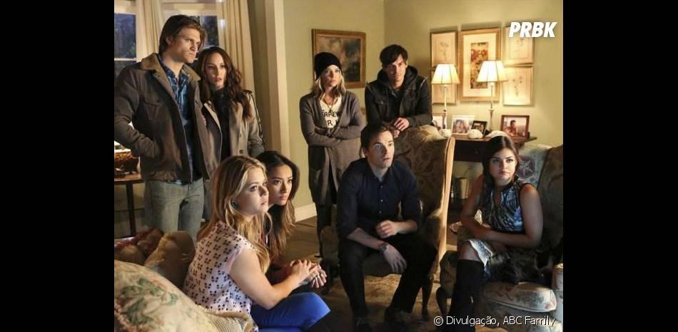 """Todos os protagonistas de """"Pretty Little Liars"""" vão se juntar no centésimo episódio!"""