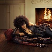 """De """"Deadpool 2"""": Ryan Reynolds libera primeira imagem de Dominó, nova personagem do filme!"""