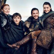 """De """"Game of Thrones"""": após fim da série, elenco planeja tatuagem juntos!"""