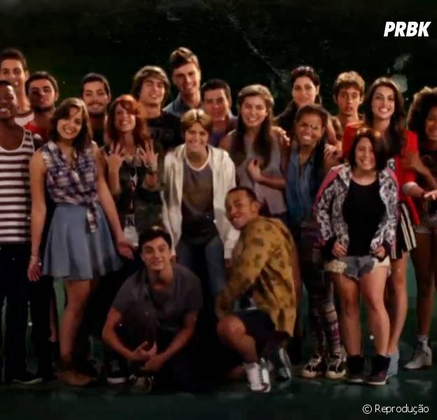 """O elenco de """"Malhação: Sonhos"""" vai trazer alegria para as tardes da semana na Globo!"""