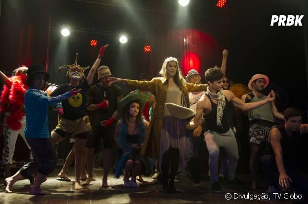 """A magia dos palcos do Teatro está presente em """"Malhação: Sonhos"""""""