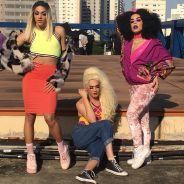 Pabllo Vittar lançará música nova ao lado das drag queens Glaria Groove e Aretuza Lovi!
