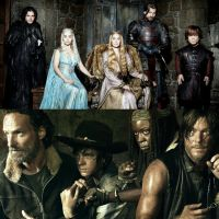 "De ""Game of Thrones"" e ""The Walking Dead"": 5 motivos para rolar um crossover entre as duas séries!"
