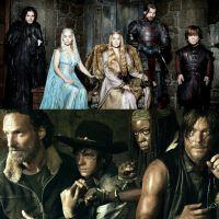 """De """"Game of Thrones"""" e """"The Walking Dead"""": 5 motivos para rolar um crossover entre as duas séries!"""