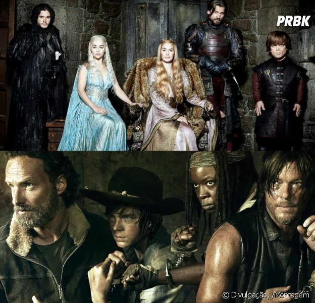 "De ""Game of Thrones"" e ""The Walking Dead"": 5 motivos para acreditar que poderia rolar um crossover entre as duas!"