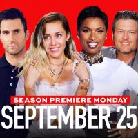 "Com Miley Cyrus, ""The Voice US"" divulga promo divertida da nova temporada!"