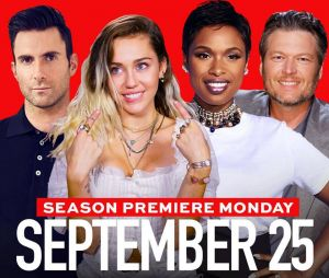 """Com Miley Cyrus, vídeo promocional do """"The Voice US"""" é divulgado"""