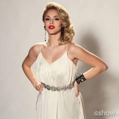 """Em """"Geração Brasil"""": Megan encarna Marilyn Monroe em sessão de fotos!"""