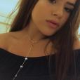 Maisa Silva faz carão em selfie