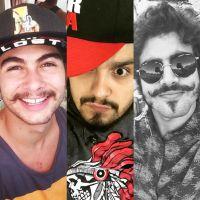 Luan Santana, Rafael Vitti, Caio Castro e mais: 10 famosos que ficam ótimos de bigode!