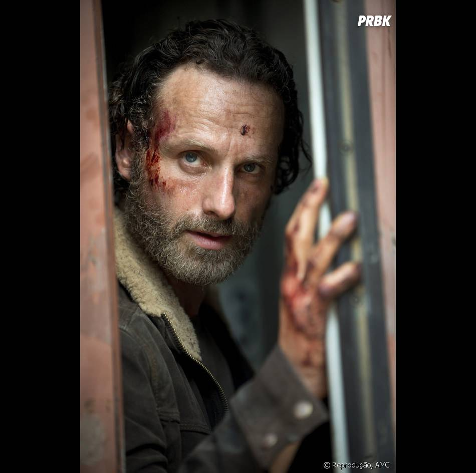 """Primeira imagem da quinta temporada de """"The Walking Dead"""", da AMC!"""
