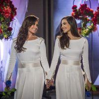 """Final de """"Em Família"""": confira os bastidores do casamento de #Clarina"""