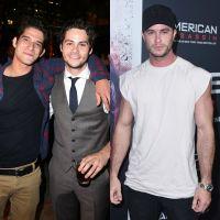 "Dylan O'Brien e Tyler Posey, de ""Teen Wolf"", se reencontram em evento!"
