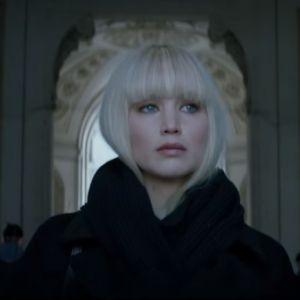 """Jennifer Lawrence é assassina sedutora no trailer de """"Operação Red Sparrow"""". Veja!"""