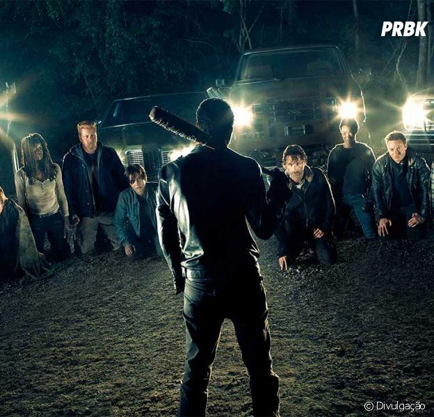 """Em """"The Walking Dead"""": 100º capítulo será o mais longo!"""