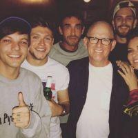 Niall Honran e Louis Tomlinson se encontram durante show do irlandês em Los Angeles!