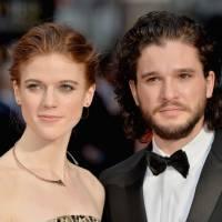 """De """"Game of Thrones"""", Kit Harington e Rose Leslie estão noivos, de acordo com jornal!"""
