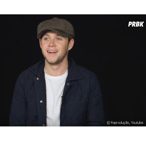 """Niall Horan se apresentará no programa """"Encontro com Fátima Bernardes"""" na próxima segunda-feira (2)"""