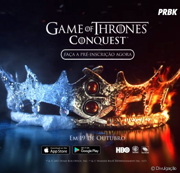 """""""Game Of Thrones"""" ganhará jogo para celular"""