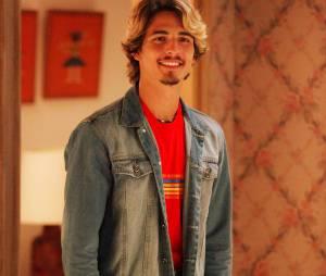 """Brenno Leone será Rodrigo, o filho de Gilda (Letícia Spiller) em """"Boogie Oogie"""""""