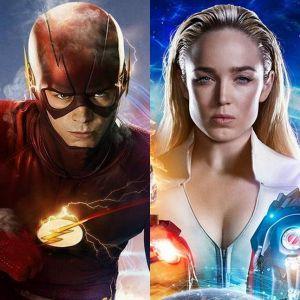 """Entre """"The Flash"""" e """"Legends of Tomorrow"""", qual foi o melhor retorno da semana?"""
