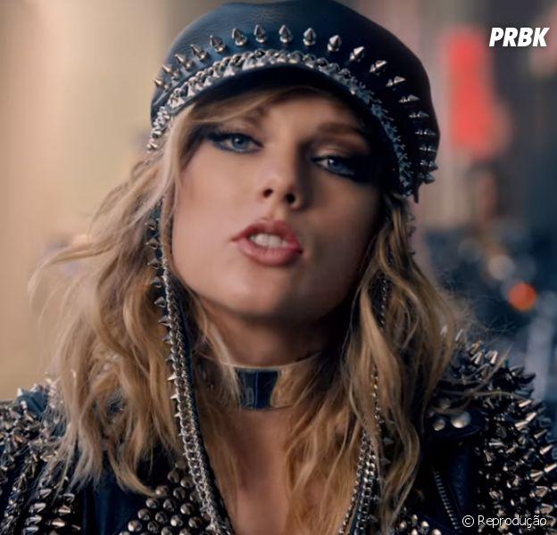 Taylor Swift grava novo clipe em Londres!