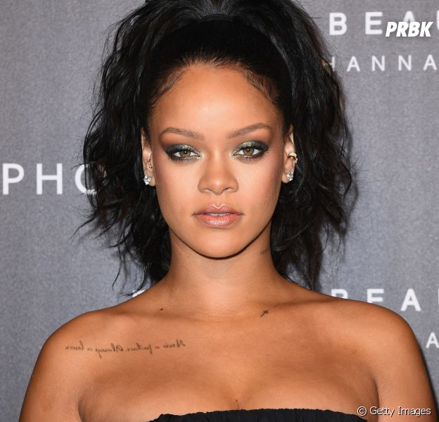 Rihanna ganha nome de rua em Barbados!