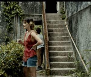 """A atriz Deborah Secco não esconde a emoção ao falar do filme """"Boa Sorte"""": """"Eles vivem aquela história de amor linda. Daquelas que a gente sonha em viver e eu choro toda vez que eu vejo"""""""