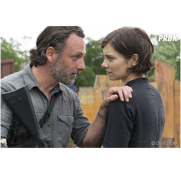 """Em """"The Walking Dead"""": 1º episódio da 8ª temporada foi cheio de ação!"""