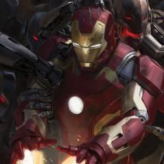 """Comic-Con: Arte de """"Os Vingadores 2"""" traz Homem de Ferro lutando com Ultrons"""