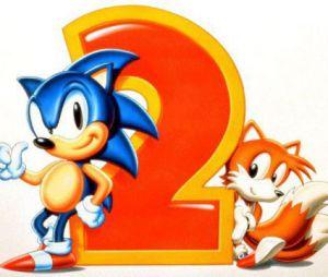 """Gameplay de """"Sonic the Hedgehog 2"""" original do Mega Drive"""