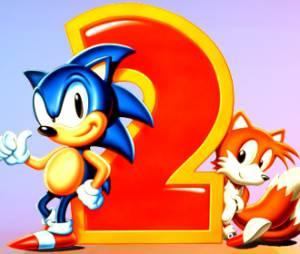 O segundo jogo da série contava com a partipação da raposa Tails