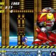 """""""Sonic the Hedgehog 2"""" também tinha como vilão o malvado Doutor Robotinik"""