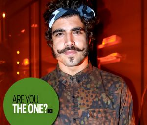 "Novo apresentador: Caio Castro substitui Felipe Titto na 4ª temporada de ""Are You The One? Brasil"""