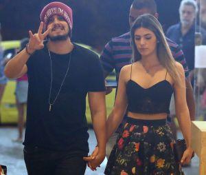Luan Santana e Jade Magalhães reataram namoro
