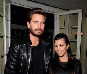 Kourtney Kardashian e Scott Disick terminaram o casamento várias vezes