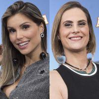 """Em """"A Fazenda"""", Flávia e Aritana estão na roça. Quem deve ficar? Vote!"""