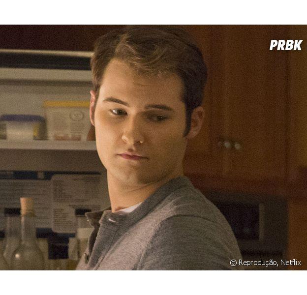 "Justin Prentice quer ver Bryce sendo punido na 2ª temporada de ""13 Reasons Why"""